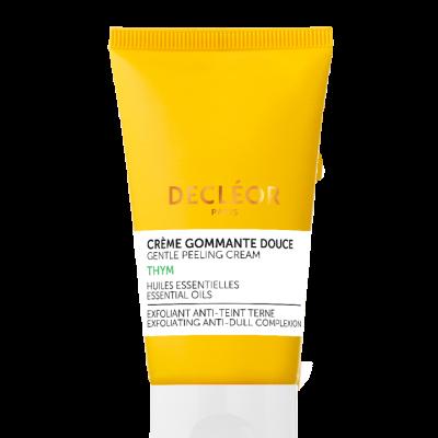 crème gommante douce thym
